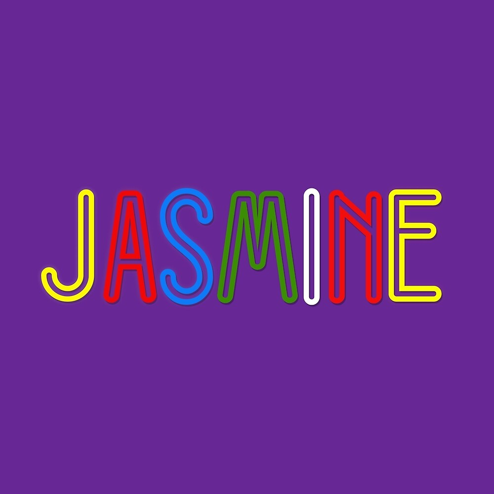 Jasmine - Your Personalised Products by Wintoons