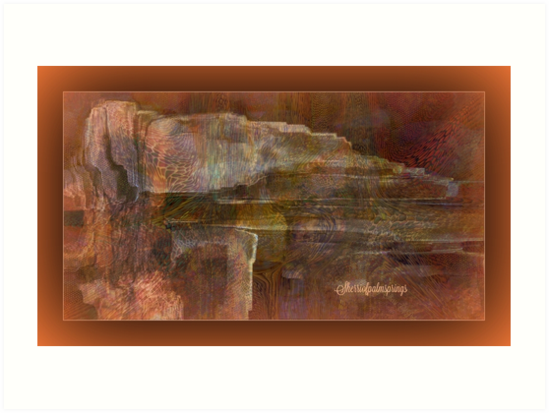ANCIENT TOMB  by Sherriofpalmspring VIEW LARGER by SherriOfPalmSprings Sherri Nicholas-