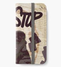 Non-Stop iPhone Wallet/Case/Skin