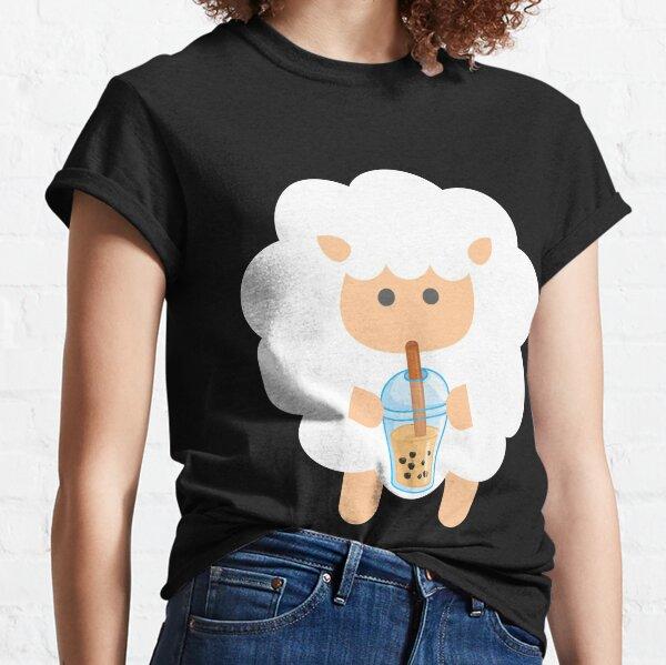 Baby Boba Gift Men Women Classic T-Shirt