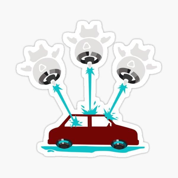 Symmetra´s Car Wash Sticker