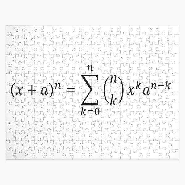 Binomial theorem #Binomial #theorem #Binomialtheorem Jigsaw Puzzle