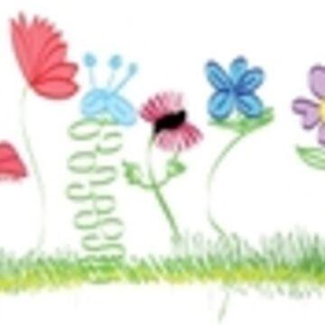 Little Field of Flowers by kaorimarie