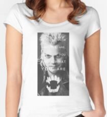 The Lost Boys Women's Fitted Scoop T-Shirt