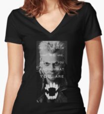 The Lost Boys Women's Fitted V-Neck T-Shirt
