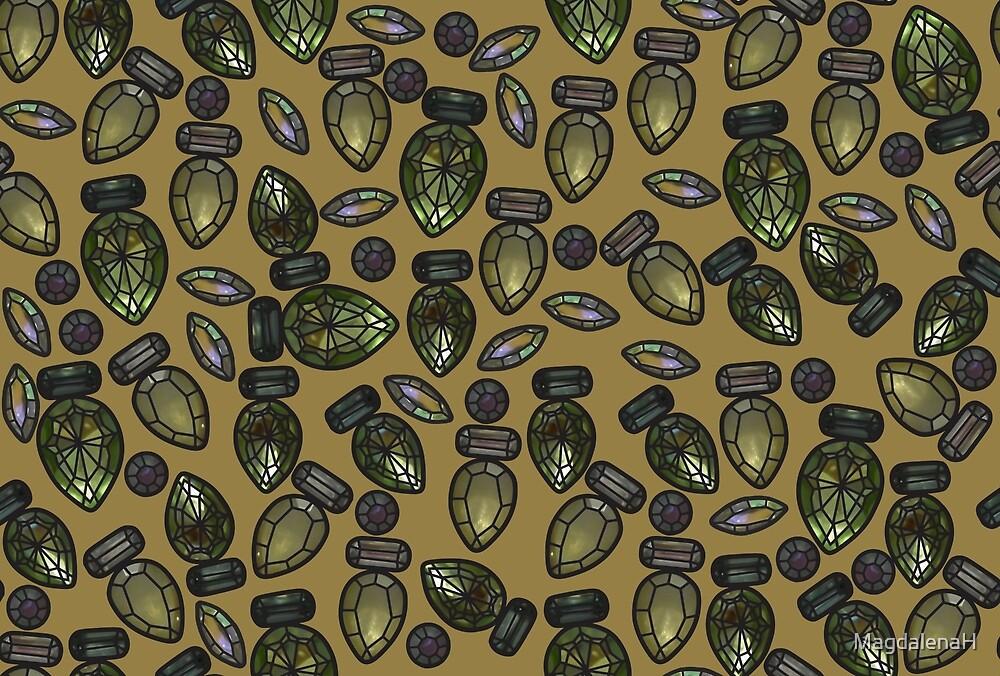 Gemstones 6 by MagdalenaH