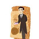 Jeeves and Coffee by elizakaze