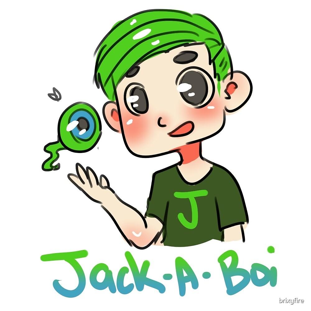 JACK - A - BOI by brixyfire