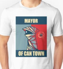 Mayor of Can Town T-Shirt