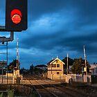 Worksop-signal box and light by jasminewang