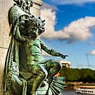 Along   Thames river-2 by jasminewang