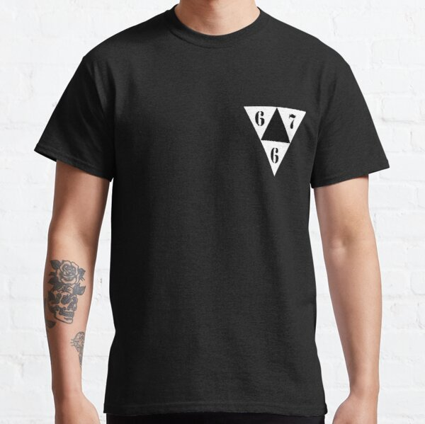 Freeze Corleone 667 / Ekip LOGO BLACK ⁶₆⁷ Classic T-Shirt