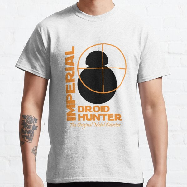 Graphic Vintage Imperial Droid Hunter's Gift Ball Droid Men Women Classic T-Shirt