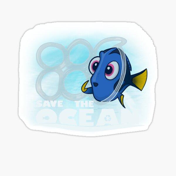 Save The Ocean Sticker