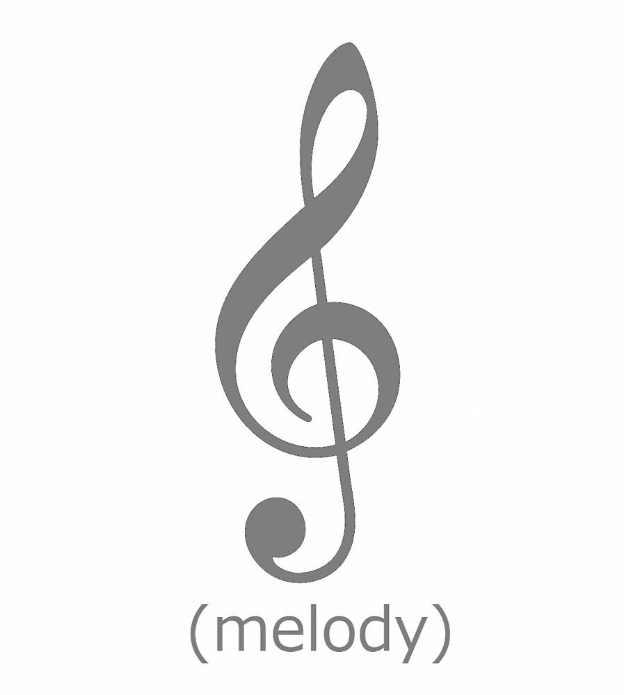 Melody Clef by nTyler