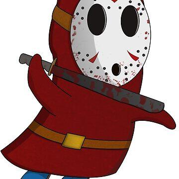 Jason & Shy Guy by Megabass