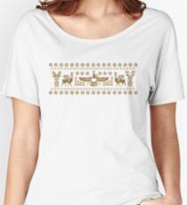 Apadana Persian Persepolis Women's Relaxed Fit T-Shirt