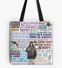 In Search of Truth Tote Bag