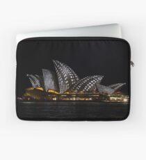 I Spot Sails - Sydney Vivid Festival Laptop Sleeve