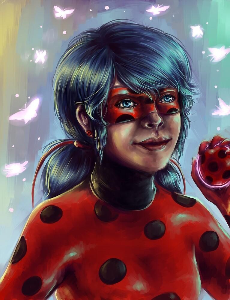 Miraculous ladybug! by Seraphofshadows