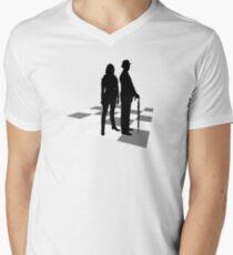The avengers Men's V-Neck T-Shirt