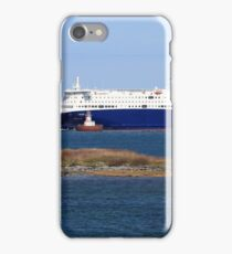 The Nova Star Passing Yarmouth Bar iPhone Case/Skin