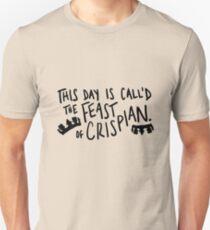 St. Crispin's Day Unisex T-Shirt