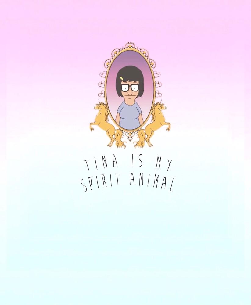 Tina (Tina is my spirit animal) by Lovecartoons121