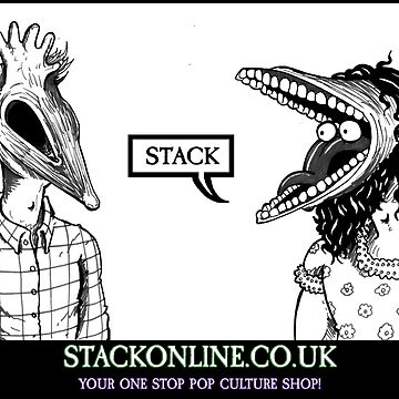 STACK Beetlejuice Logo by stackonline