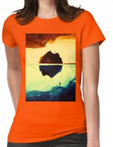 Isolation Island Womens Fitted T-Shirt