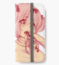 Senran Kagura - Hibari 雲雀 Icecream teasing iPhone Wallet/Case/Skin