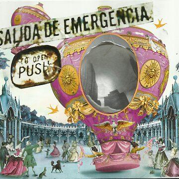 Salida De Emergencia by Calligrapha