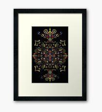 Mandala NNM Framed Print