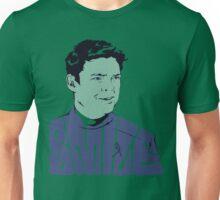 Bones McCoy Smiles in Beyond!! (aos) Unisex T-Shirt