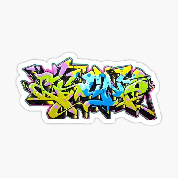 ESUNO BY ESONE URBAN GRAFFITI STREET STYLE  Sticker