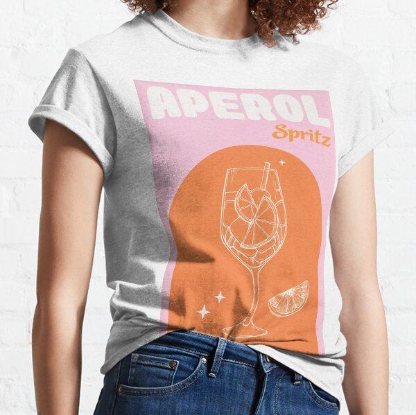 Rosa Aperol Spritz Classic T-Shirt