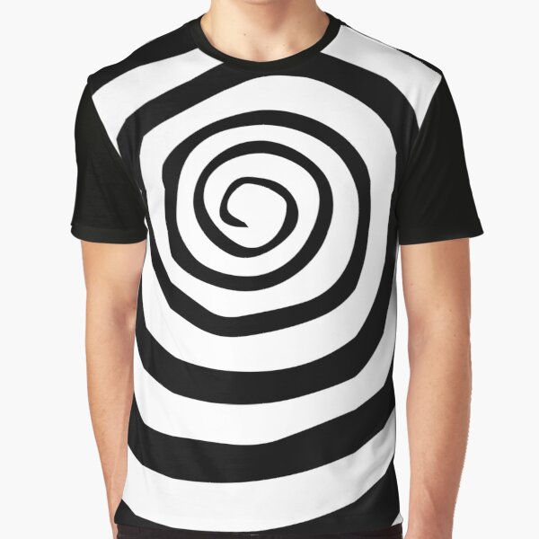 SPIRAL - Motionless In White Graphic T-Shirt