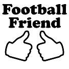 Football Friend by red-rawlo