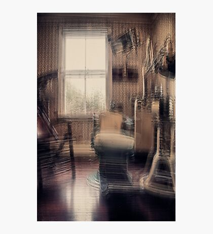 Take a seat Mr Jones, the dentist will be with you in a moment... Photographic Print