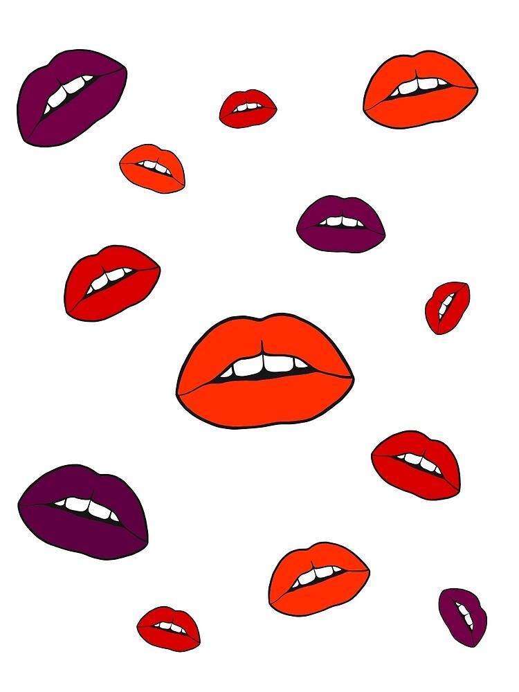 Kiss me more by Winjii