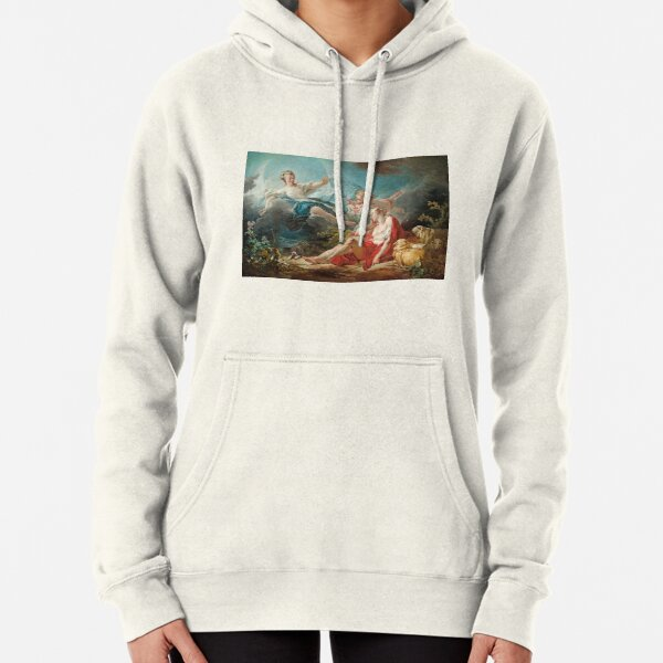 Diana and Endymion - Jean Honoré Fragonard Pullover Hoodie