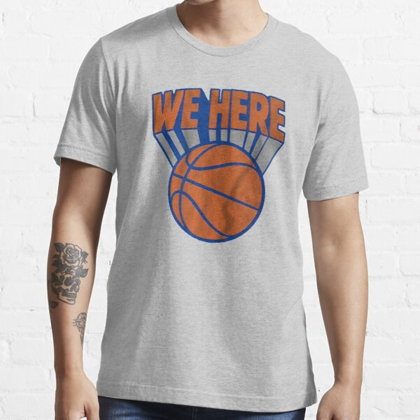 New York we here  Essential T-Shirt