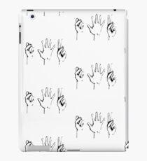 Rock, Paper, Scissors iPad Case/Skin