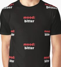 mood - bitter Graphic T-Shirt