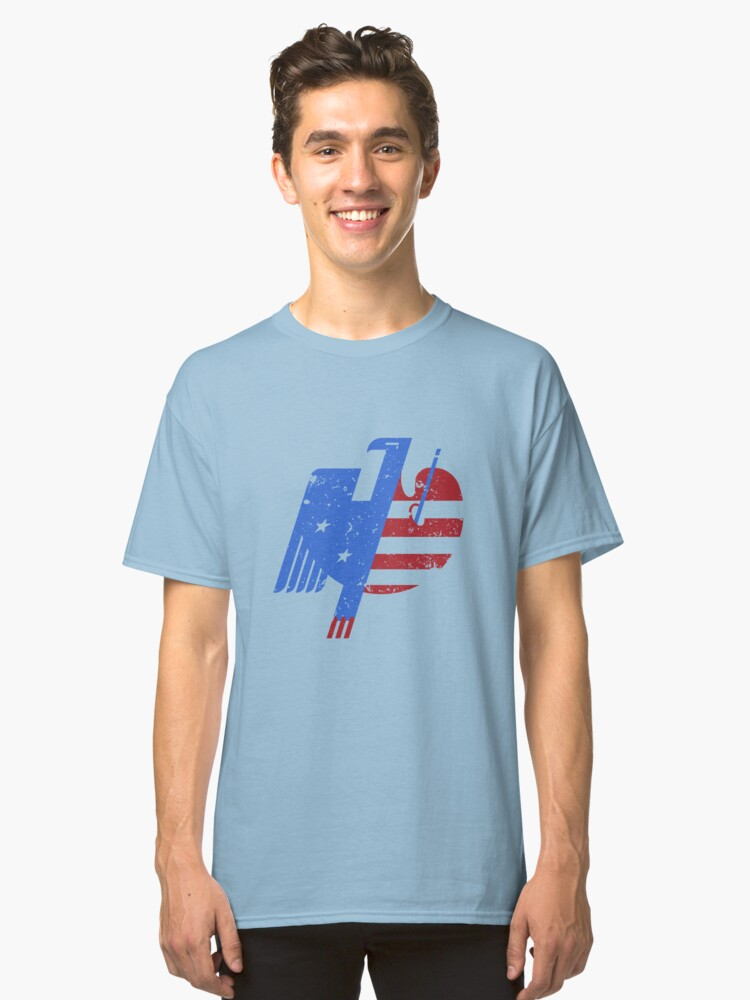 Federal Art Project - Grimy Classic T-Shirt Front