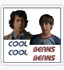 So...cool beans? Sticker