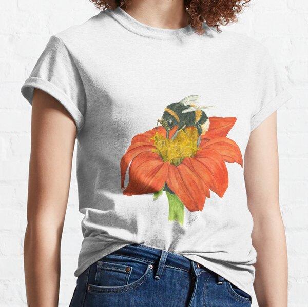 Monet's Bumblebee Classic T-Shirt