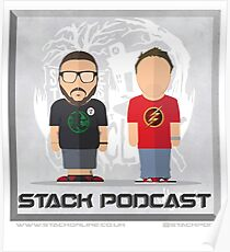 STACK Jim & Jon Artwork Poster