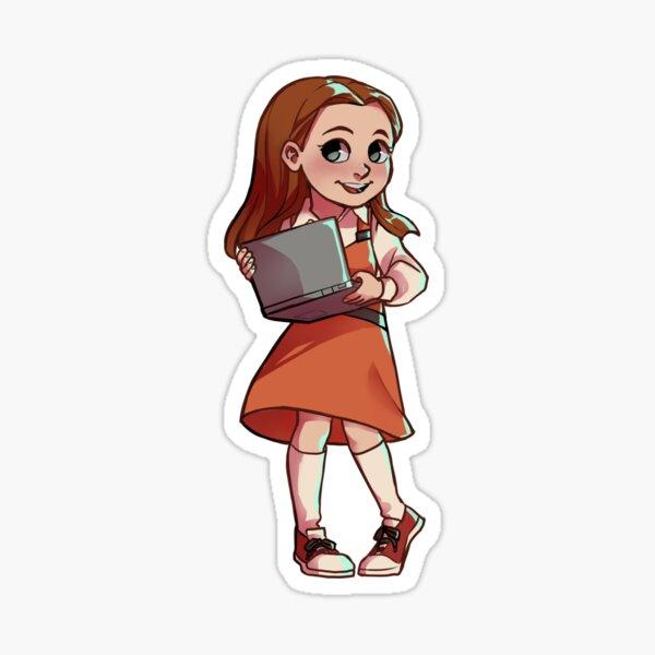 Willow Rosenberg (Season 1) Sticker