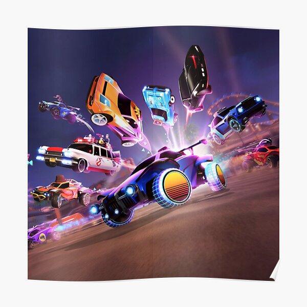 Rocket league  Poster